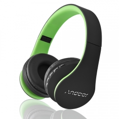 Andoer LH-811 Stereo Bluetooth 4.1 Headset green