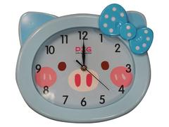Blue Fancy children wall clock