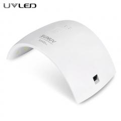 SUN 9C Plus 36W Nail Lamp Light Nail Dryer For UV Gel LED Gel Nail Art Machine Infrared Sensor white 1