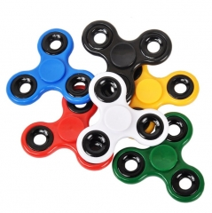 Tri-Spinner Hand Spinners For Autism And Fidget Spinner Anti Stress kids Toys Long Spin Times Any Color 1
