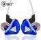 Super Bass Sport Earphones Stereo Running Headset DJ HiFi blue
