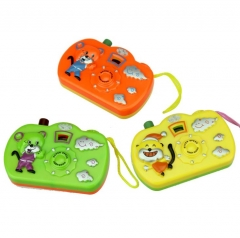 Kids Baby Toys Gift Projection Camera Educational Toys Animals World Random Color 8cm