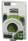 SOUND FRIEND HDMI Cable Connector 1.8M - Black