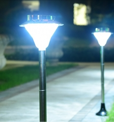 1.5W LED Solar Garden Lamp white 1.5W