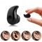 S530 Mini Wireless Bluetooth Earphone for Smartphones (latest version) black