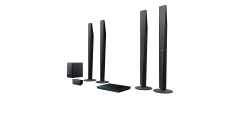 SONY E6100 Blu-ray Home Cinema System with Bluetooth black