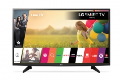 LG Full HD LED Panel Smart Digital Television (32LH590U/570U) - Black, 32 Inch TV