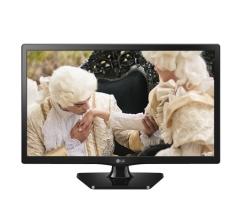 LG (24MT47) IPS Digital Television - Black, 24 Inch TV