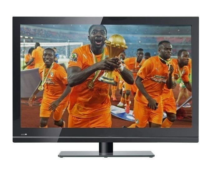 LED (17D5/17LN49) LED Display Digital Television - Black, 17 Inch TV