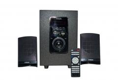 Vitron 2.1 Channel Speaker System with Bluetooth Black, 8800W P.M.P.O V202BT