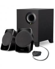 Creative Multimedia Speakers - Black . SBS-A120