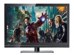 LED (LED 24D5/24A5/24D7) LED Display Digital Television - Black, 24 Inch TV