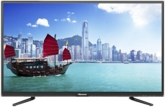Hisense (LHD32D51TS/HE32M2165HTS) LED Display Digital/Satellite Television - Black, 32 Inch TV