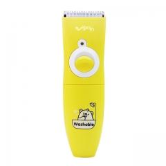 Yijan Kids waterproof hair clipper T610S Waterproof & quiet yellow normal