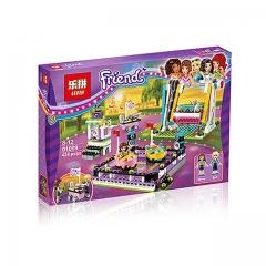 lepin pleasure ground building blocks multi-color normal