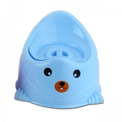 Baby cartoon sit implement yellow one size