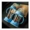 Wishful Wide Mouth Newborn Babies milk Bottle 150ml/250ml blue 250ml
