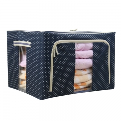 High Quality Oxford Luggage Bags  Quilt Storage Bags Navy