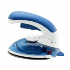 Portable steam iron Box-Red &White blue