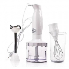 Nash 3 in 1-mixer,chopper,hand blender-white white