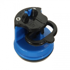 Knife Sharpener With Suction Pad Stool blue small