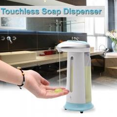 Automatic Soap Dispenser blue medium