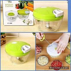Kachumbari maker green medium