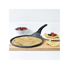 32 cm chapati cookinf flat pan black 27cm