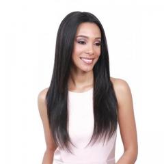 Synthetic Wigs Hair Wigs Women's Wigs Long Hair Straight 26inch black 26inch