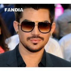 Men's Fashion Sunglasses Retro Vintage Square Sunglasses Metal Sunglasses black one size