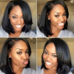 Synthetic Wigs Hair Wigs Women's Wigs Hair Straight 14inch black 14inch