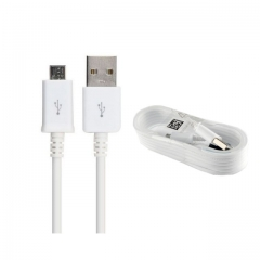 USB Data Cable Android Micro Universal Data Cable For Android 1.5M white