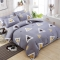 New Fashion Bedding Set 4pcs Duvet Cover(No Duvet) Pillowcases And Flat Sheet Home Bedroom grey 5*6