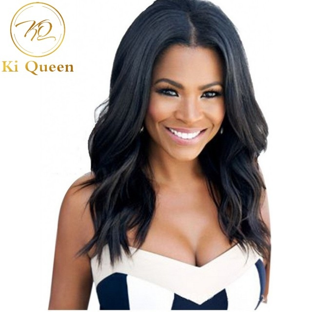 New Fashion Synthetic Wigs Hair Wigs Women's Wigs Hair Wave 20inch black 20inch