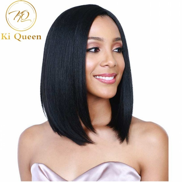New Fashion Synthetic Wigs Hair Wigs Women Wigs Hair Straight 14inch black 14inch