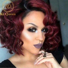 New Fashion Synthetic Wigs Hair Wigs Women Wigs Hair Wave 12inch red 12inch