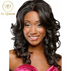 New Fashion Synthetic Wigs Hair Wigs Women Wigs Hair Wave 20inch black 20inch