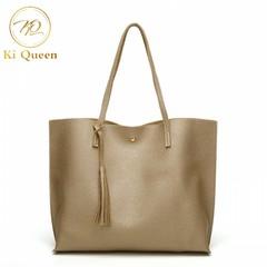 Women Luxury Handbag Women Fashion Bags Ladies Shoulder Bag gold one size