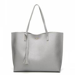 Women Luxury Handbag Women Fashion Bags Ladies Shoulder Bag silver one size