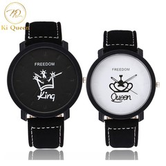2Pcs/Set Couple Watches Fashion Watches Men Watches Women Watches Fashion Accessories as picture one size