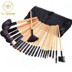 24Pcs/Set Makeup Brushes Powder Brush/Eye Shadow Brush/Foundation Brush Makeup Tools Beauty as picture