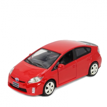 Children's toys 1:32 Toyota Prius alloy car model toys random one size
