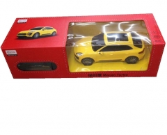 Children's toys remote control models 1:24 Porsche creative toy car random one size