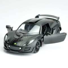 Children's Toy Alloy Car Model 1:32 Lotus EXIGE SCURA Sports Car random one size