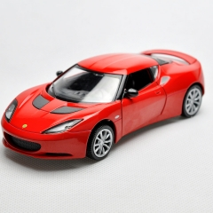 Children 's toys simulation alloy car model pull back toys random one size