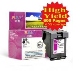 Ink Cartridge 61 Black With HP Deskjet 1050 2050 1010 1510