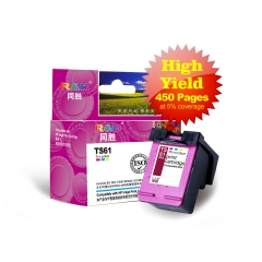 Ink Cartridge 61 Tri-color With HP Deskjet 1050 2050 1010 1510