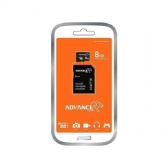Advance 16GB - MemoryCard - Black black advance 16 gb advance