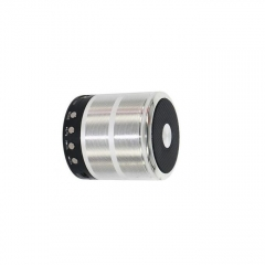 UNIVERSAL WS-887 - Mini Bluetooth Wireless Stereo Speakers FM, Memory Card, Bluetooth, USB - Silver silver 2 1