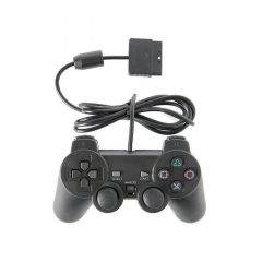 Sony Sony PS2 - Dual Shock 2 Controller Wired - Black black